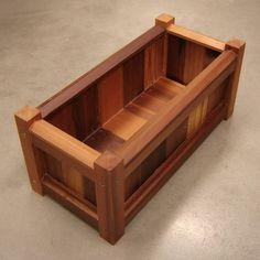 Mother's Day Special, Reclaimed Wood Garden Planter Box by andrewsreclaimed on Etsy, $60.00