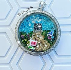 Home Owners Locket! Origami Owl. -£H
