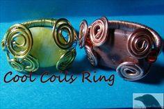 Cool Coils Ring Pattern at Sova-Enterprises.com