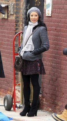 elementary lucy liu wardrobe   Lucy Liu in Elementary. Love her style!   fashion