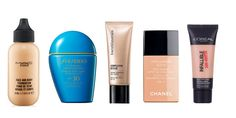 5 of the best summer foundations - High SPF, waterproof and long-lasting, we've got all your summer bases covered