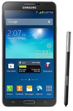 24 September, Galaxy Note 3, Jelly Beans, Smartphone, Samsung Galaxy, Android, Social Media, Messages, App