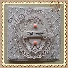 Lunasdatters Scrapbooking: Kort til fødselsdag eller konfirmation