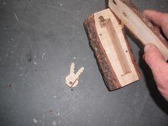 Make a Hide - A - Key (stash spot) hmmmm... geocache maybe