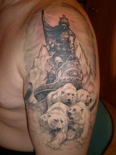 tattoo niedzwiedzie polarne - Szukaj w Google