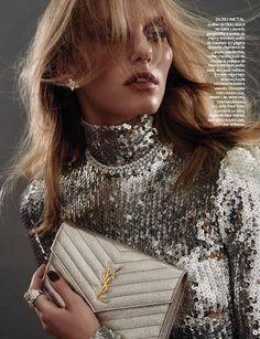 Marique Schimmel by Jonas Bresnan for Vogue Mexico DIOR Pre-Fall 2015 top