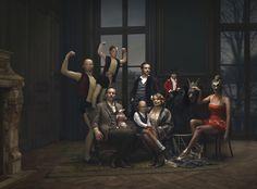 Niets is onmogelijk (Olympique Dramatique & LAZARUS) - www.toneelhuis.be - Photo: Frieke Janssens Photography