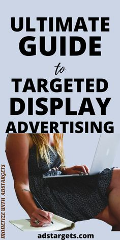Targeted display advertising gives you the opportunity to control who sees your display ads in most of the advertising platforms such as Google Ads. Find this guide and to targeted display advertising! #googleads #advertising #targeted #advertisingplatforms Display Advertising, Display Ads, Online Advertising, Advertising Campaign, Affiliate Marketing, Online Marketing, Digital Marketing, Effective Ads, Youtube Advertising