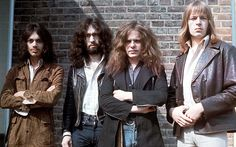 Free: Andy Fraser, Paul Rodgers, Paul Kossoff and Simon Kirke REX FEATURES