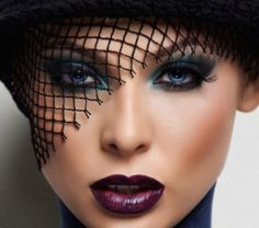 Blue Smokey Eye Makeup Tutorial 2016. Here we are performing this pretty blue smoky eye makeup tutorial that will help you provide yourself a bombshell...