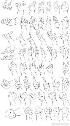 Oksana Lypka's media content and analytics Hand Drawing Reference, Art Reference Poses, Anatomy Drawing, Anatomy Art, Art Poses, Drawing Poses, Drawing Hands, Shirt Drawing, Poses References