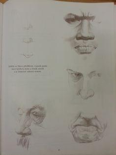 hlava - nasadenie detailov