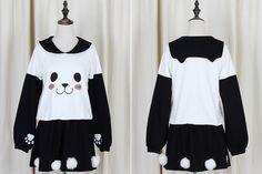 Shirokuma Shirt Set