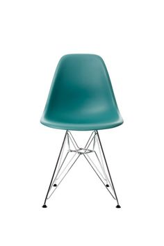 Eames DSR Plastic Side Chair by Vitra
