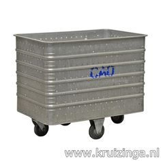 Industrial Design: Aluminium Boxes/Kisten www.kruizinga.nl