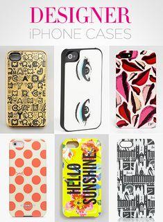 LUX Style: Designer iPhone Cases