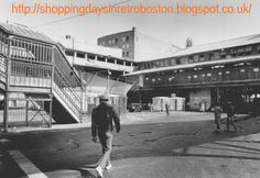 Shopping Days In Retro Boston: Remembering Ferdinand's of Dudley Square....The Blue Store