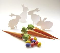 How-To: Carrot Treat Boxes - Make: | MAKE: Craft