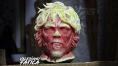 """4th tribute to one of my favorite series. This time I made Tyrion out of a watermelon, so you could see the difference  between watermelon and truffle sculptures.  I worked for two hours longer than I did for the Night King, for a total of 20 hours.  I decided to use the song """"Rains of Castamere"""" made by Danilo D'Ambrosio, because I thought it was perfect."""
