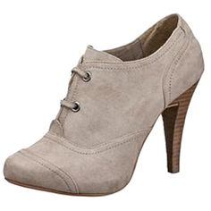 Ankle Boots..don't necessarily like the strings but i love the type of shoe