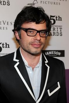 Jemaine Clement.  funny dude + new zealand  accent + dark hair + musician = a huge crush