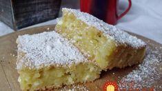Tvarohovo-jablkový zázrak za 5 minút: Ženy, tento recept si pripnite na chladničku, ušetrí vám neskutočne veľa času a chutí fantastocky! Hungarian Desserts, Hungarian Recipes, Healthy Cookies, Healthy Desserts, Cookie Desserts, Dessert Recipes, Czech Recipes, Sweet Cakes, Cake Cookies