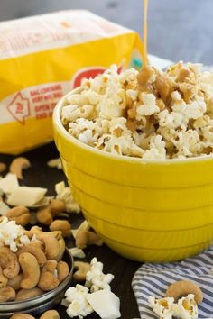 Peanut Butter Caramel Popcorn   18 Popcorn Recipes For Your Next Netflix Marathon