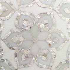 Aurora Marble & Pearl Glass Tile Shop for Aurora with White Thassos Royal White and Pearl Glass and Marble Tile at Beautiful Bathrooms, White Bathrooms, Kitchen Backsplash, Glass Tile Backsplash, Kitchen Floor, Hexagon Backsplash, Beadboard Backsplash, Herringbone Backsplash, Glass Kitchen