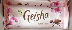 スーパーで買えるお土産【Fazerカールファッツェル】フィンランドの板チョコレート - TATSU&YUKIの二人旅.COM Yuki, Geisha, Finland, Milk, Chocolate, Chocolates, Geishas