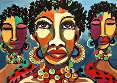 African American Culture Celebrates Kwanzaa Principle of Creativity - Kuumba
