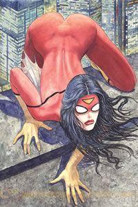 Mulher-Aranha | Marvel se desculpa pela capa de Milo Manara > Quadrinhos | Omelete