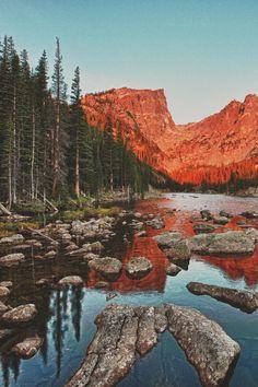 wnderlst: Rocky Mountain National Park | Josh Baker