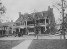 March 1, 1926.  Brick Hotel, Georgetown, Delaware.  1380-000-006 #427.  Delaware Public Archives.  www.archives.delaware.gov