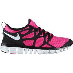 Nike Free 3.0 v3 Womens Running Shoes - Pink Flash