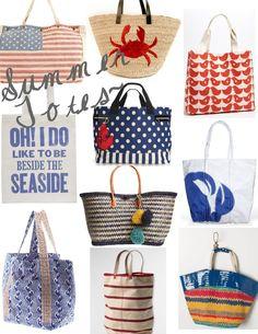 Cute summer bags!