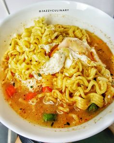 Indomie Rebus, Mie Goreng, Monster Food, Make My Day, Cooking Time, Fried Rice, Allrecipes, Thai Red Curry, Noodles