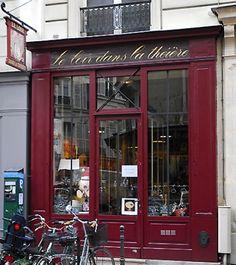 Restaurant - Le Loir dans la Théière  Le Loir dans la Theiere  3 Rue des Rosiers, 75004 Paris  01 42 72 90 61 (near rue Pavee)