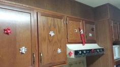 Decorated the kitchen