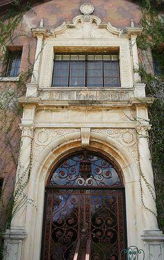 front entry by Black.Doll, via Flickr, howey mansion, florida