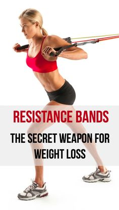 Losing weight and building muscle requires time and dedication. Luckily there are things you can do to expedite the process. You will see amazing results using the exercise books that come with this set of resistance bands. It is a great way to get in shape right from the comfort of your own home.