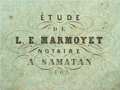Letterology: Ornament