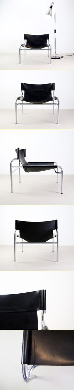 Walter Anthonius lounge chair for Spectrum (SZ12) (1931)