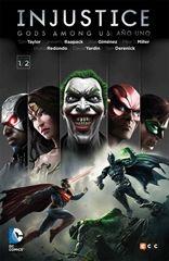 Injustice: Gods among us Año uno Vol. 01 (de 2)
