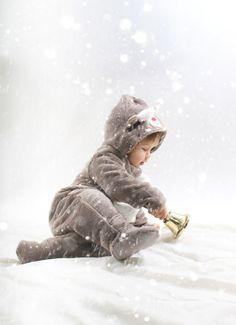 Fotografía de Navidad Model Aria de la Corte #navidad #alexispujol