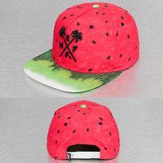 NEFF snapback cap rood