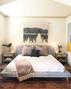 Chic Bedside Tables for Bedroom Decor Inspo | StyleCaster