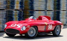 Gooding & Co. Pebble Beach Auction 2012, un Ferrari que perteneció a Andy Warhol a subasta