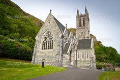 depositphotos_12600096-Gothic-church-in-connemara-mountains.jpg (1023×682)