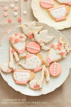 ほんわかアイシングクッキー♬ バレンタイン、ホワイトデー、クリスマス、イベントのお菓子
