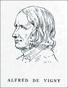 Alfred de Vigny   À la française …
